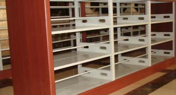 Abstract Bookshelf 650509363 Giraffe Storage Solutions